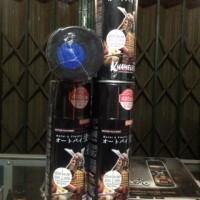 Samurai paint/candy blue-federal blue H139*-cat semprot aerosol