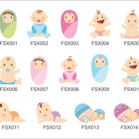 sticker family keluarga mobil bayi baby bmw toyota honda FSKPC-100