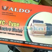 harga Electro Motor / Dinamo Aldo 1hp Tokopedia.com