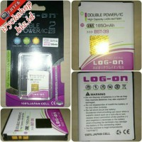 baterai baterei batre log on sony ericsson bst39 bst-39 1850mah