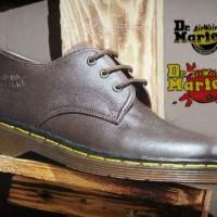 Sepatu Murah Pria Dr Martens Low Kulit Hand Made Original# 19