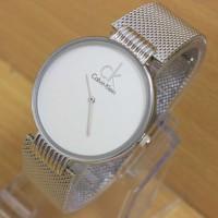 harga Jam Tangan Wanita / Cewek Calvin Klein 000 Silver Putih Tokopedia.com