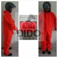 Jas Hujan / Raincoat DIDO (anti robek anti bocor)