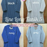 supplier baju : line long tunik