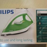 Setrika Philips GC122 (Dry Iron Philips GC122)