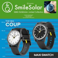 Q&Q Smile Solar New Edition 2015 (Classic Watch)