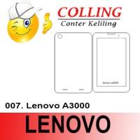 Stiker / Garskin Handphone / All Type / Lenovo / Lenovo A3000