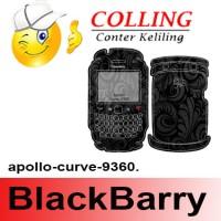 Stiker / Garskin Handphone / Blackbarry / key / apollo-curve-9360