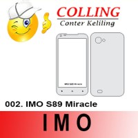 Stiker / Garskin Handphone / All Type / Imo / Imo-s89-miracle