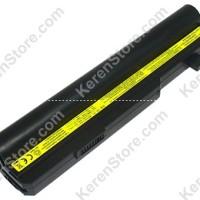 Baterai Lenovo 3000 Y400 Series & 3000 Y410 Series Lithium-ion Black