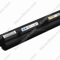 Baterai Lenovo IdeaPad S9 S10 S12 Lithium-ion High Capacity OEM Black