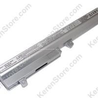 Baterai Toshiba Mini NB200 NB205 UX / 23 US / 24 / UX / 25 UX / 27 Silver