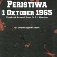 PERISTIWA 1 OKTOBER 1965