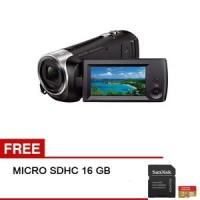 Sony HDR-CX405 HD Handycam Free SDHC 16gb
