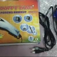 Jual ALAT CUKUR RAMBUT HK 900 HAPPY KING Murah