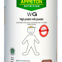 Appeton Weight Gain Child 900gr Coklat Special Promo