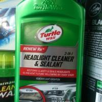 Turtle Wax Renew Rx Headlight Cleaner n Sealant