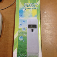 Aerosol dispenser automatic sensor - lcd digital