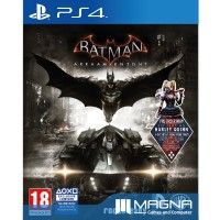 PS4 Game - Batman: Arkham Knight