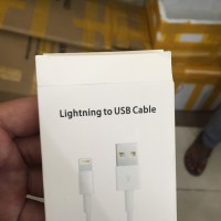 harga Kabel Data Lightning Iphone Usb 6/ 6s/ 5/ 5s/ 6 Plus/ Ipad /ipod Touch Tokopedia.com