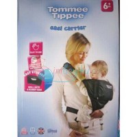 Tommee Tippee EZ Pack Baby Carrier Color Black Age 6M+