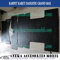 Karpet Karet Mobil Daihatsu Grand Max