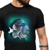 harga Kaos 3d Umakuka- Ikan Cupang Tokopedia.com