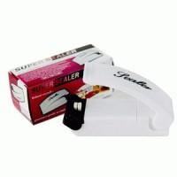 Sealer Perekat Plastik Snack Krupuk Portable Packing transparan Original As Seen On TV