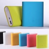 harga Silicon Silicone Silikon Case Karet Cover Xiaomi Power Bank 10400 mAh Tokopedia.com
