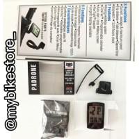 padrone cateye wireless speedometer