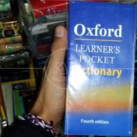 harga Kamus Pocket / Kamus Saku Oxford Learners Pocket Dictionary Tokopedia.com