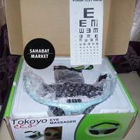 Jual Alat Pijat Penyegar Mata Minus Lelah Eye I-Care Massager Tokoyo Murah