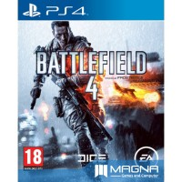 PS4 Game - Battlefield 4