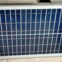 Solar Cell 20 Wp Panel Surya Tenaga Matahari