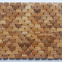 harga Wood Placemat / Tatakan Kayu Rounded Brick Tokopedia.com