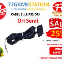 Kabel Serat Original untuk Stick / Stik PS2