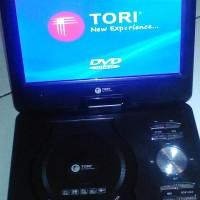 Dvd Portable 10 Inch Lengkap
