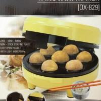Jual Aalat Masak Oxone Takoyaki Maker OX 829 Original asli cake kue food Murah