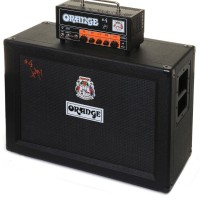 Amplifier Gitar Orange Jim Root Signature Terror #4 Head Original