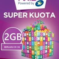 Kartu Perdana Internet XL Axis 2GB 2 GB Solusi Mentari 3GB 3 GB Murah