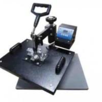 harga Mesin Press  Kaos  Small Swing Heat Press uk 29 x 38 Tokopedia.com