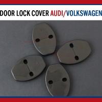 Car Door Lock Cover Protection Mobil Volkswagen VW Tiguan Golf Tauran