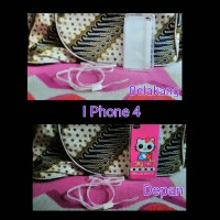 harga Softcase / Case Hello Kitty For I Phone 4 Fasion Case/ Kecebong /katak Tokopedia.com