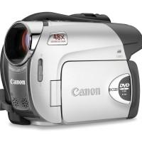 Handycam Canon Dc320