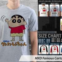 harga Kaos Kartun Lucu Shinchan Mxd Famous Cartoon 31 Unisex Tokopedia.com