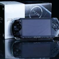 PSP Seri 3006 + MC 8GB FULL GAME + POUNCH + SCREEN GUARD