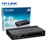 TP-LINK 5 Port Gigabit Desktop Switch TL-SG1005D