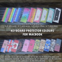 KEYBOARD COLOURS FOR MACBOOK LAPTOP