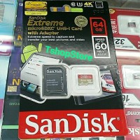 Micro SD Sandisk Extreme 64 GB