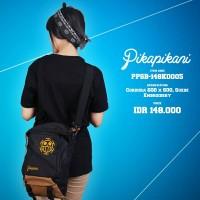 Tas Selempang / Sling Bag Anime Onepiece Logo Trafalgar Law Pikapikani
